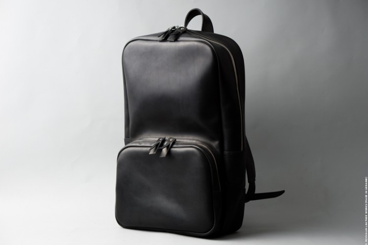 Laptop backpack Mark, black