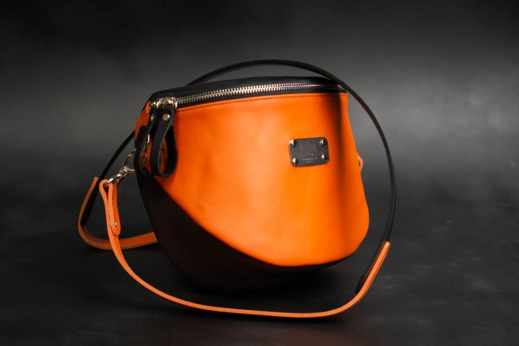 Women's bag Scarlet, orange